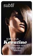 Крем для интенсивного увлажнения Subtil Keratin - Ducastel subtil keratin hydration restoring treatment 500 ml