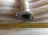 Труба катализатора Заз 1103 1102 славута таврия инжектор.без датчика, фото 2