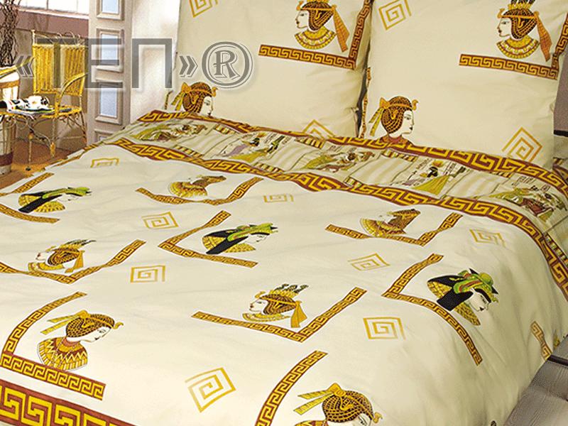 Семейный комплект постельного белья Этник