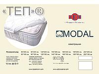 Наматрасник «Modal/бязь» с резинкой по 4-м углам