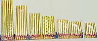 Свечи для торта Холодный фонтан Фейерверк 12 см 6шт