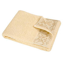 Махровое полотенце DeLux ТМ Ярослав, 50х90 см, фото 3