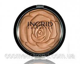 Бронзатор-пудра для обличчя Ingrid Cosmetics Bronzing HD Beauty Innovation 25 gr