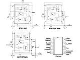 ON MC34063 / 34063A SOP8 - ШИМ DC/DC Step-Up/Step-Down/Inverting, фото 7