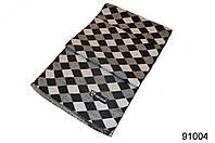 Мужской кашемировый шарф шахматы