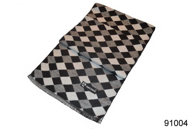 Мужской кашемировый шарф 1
