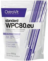Сывороточный протеин Островит standart WPC 80.eu (900 g )