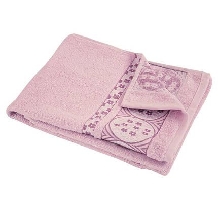 Махровое полотенце диз.101 ТМ Ярослав, 50х90 см, фото 2