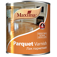 """Лак паркетный алкидно-уретановый TM """"Maxima"""" глянец - 2,5 л"""