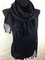 Мужские шарфы черные (1)