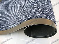 Коврик грязезащитный Премиум петля 90х150см., синий