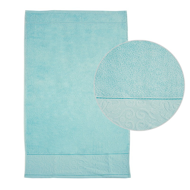 Махровое полотенце диз.14_15 ТМ Ярослав, 50х90 см
