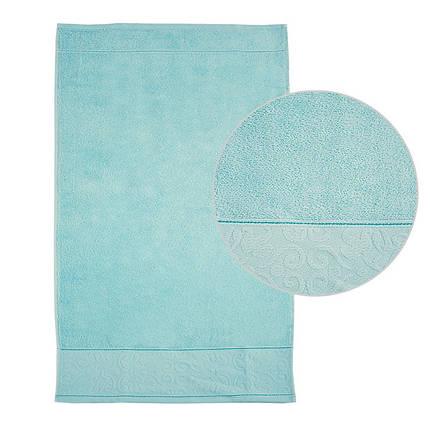 Махровое полотенце диз.14_15 ТМ Ярослав, 50х90 см, фото 2
