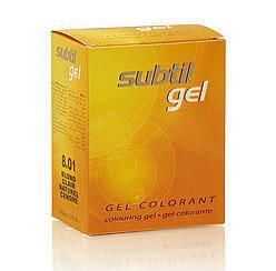 Стойкая гелевая краска DUCASTEL Subtil Gel, фото 2