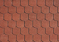 Superglass-Biber. 10 Tile Red