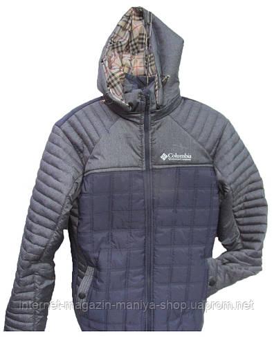 Куртка детская на мальчика зимняя