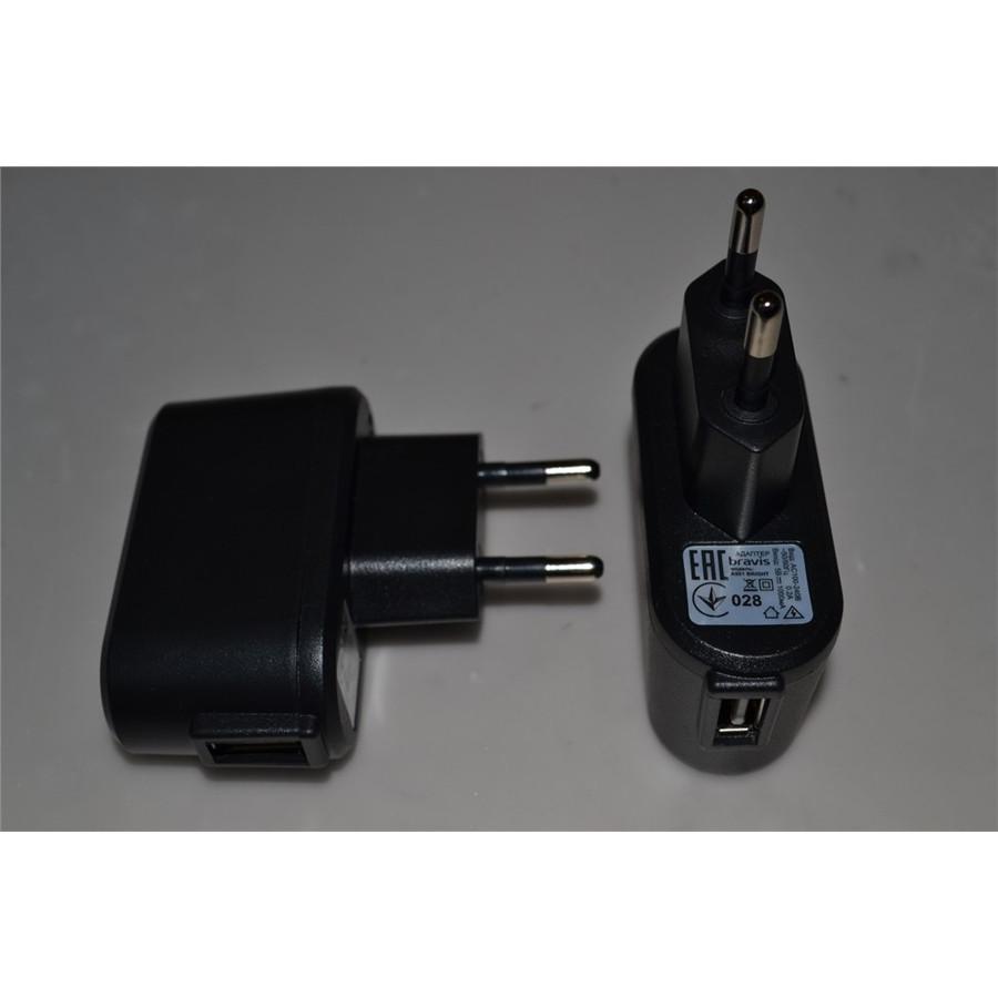 Bravis BRIGHT Charger USB Зарядное устройство