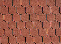 Victorian.10 Tile Red