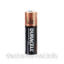 Батарейка Duracell LR6/MN1500 щелочная