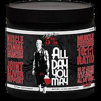 Аминокислоты рич пиана RichPiana 5% NutritionALL DAY YOU MAY, 465 g