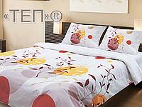 Двуспальный комплект постельного белья Ланфей