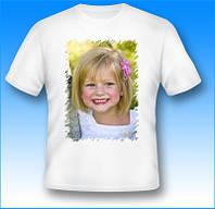 Новая технология нанесения изображения на футболку!