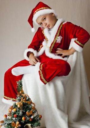 835927777a064a8 Детский карнавальный костюм Новый год (Гномика, Эльфа), цена 540 грн.,  купить Дніпро — Prom.ua (ID#27916104)