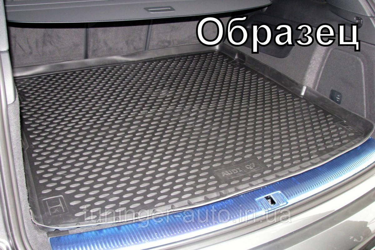 Ковер в багажник Toyota Land Cruiser Prado 120 2003-2009 (Novline)