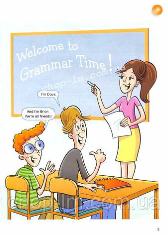 Grammar Time 1 (New Edition) Student's Book with CD-ROM Pack (учебник по грамматике для детей, уровень 1), фото 2