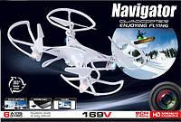 Квадрокоптер Navigator 169V с камерой, фото 1
