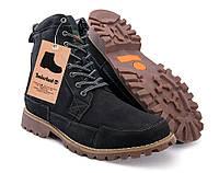 Мужские ботинки Timberland с мехом Т018