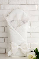 Зимний конверт-одеяло для новорождённого