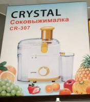 Электрическая Соковыжималка Crystal CR 307