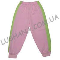 Тёплые штаны с лампасами на рост 80-86 см - Начёс