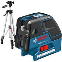 Нивелир лазерный Bosch  GCL 25 + штатив BS 150
