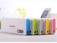 Портативное Зарядное устройство Power Bank 12000mAh на 3 USB, фото 1