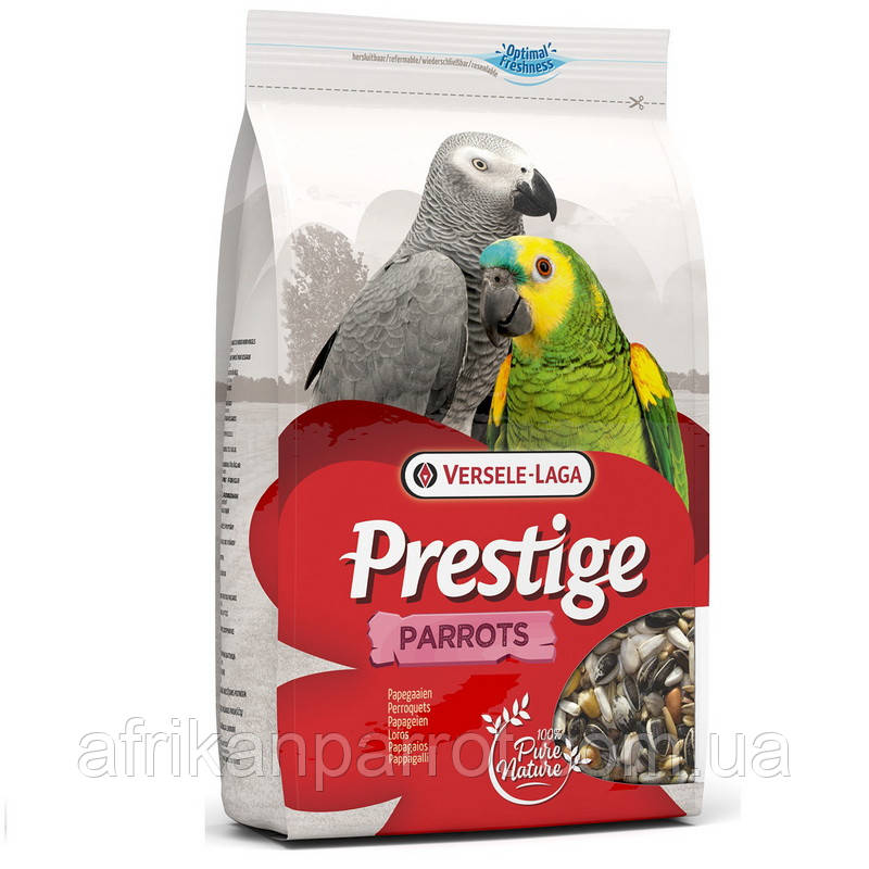 Versele-Laga Parrots Корм для крупных попугаев Престиж 1 кг. (Prestige)
