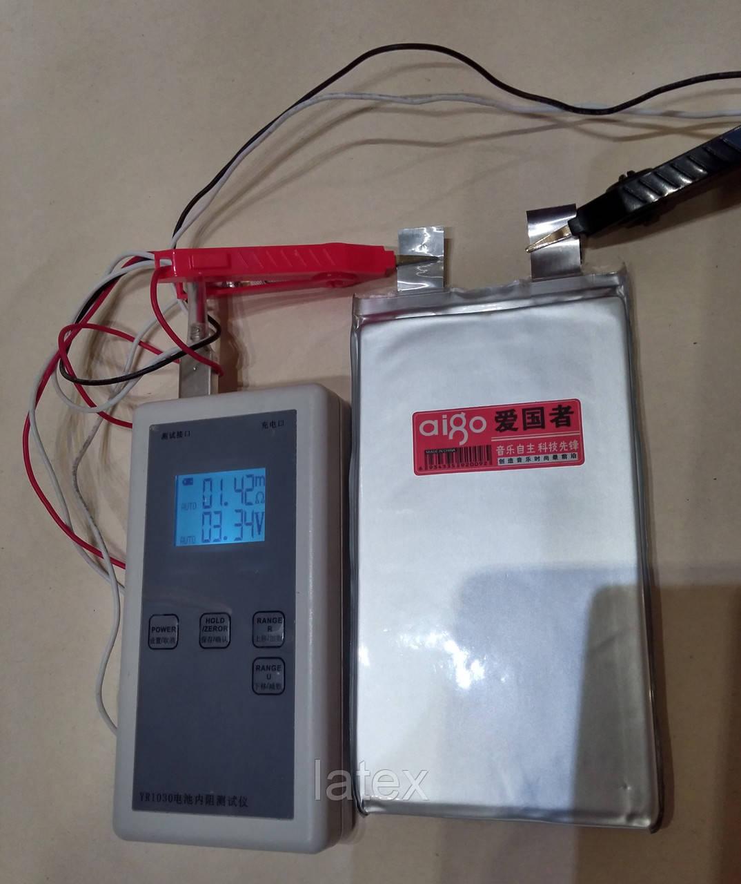 Аккумулятор LiFePo4 Литий-железо-фосфатный 3,2v* 6,5ah* для моделей. - Matrix.DC в Киевской области