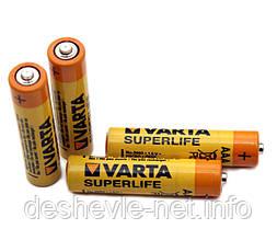 Батарейка SL.AAА/R03 VARTA Superlife