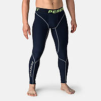 Компрессионные штаны Peresvit Air Motion Compression Leggins Navy Grey