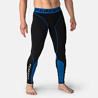 Компрессионные штаны Peresvit Air Motion Compression Leggins Black Blue