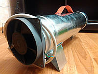 Тепловая пушка электрическая 3 кВт, 220 V, спиральная