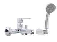 Смеситель для ванны Invena NATEA CHROM BW-76-001 Польша