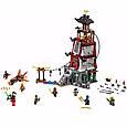 "Конструктор Bela 10528 Ниндзяго ""Осада маяка"" 815 деталей, фото 2"