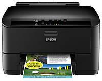 Принтер Epson WorkForce Pro WP-4020 с СНПЧ и чернилами
