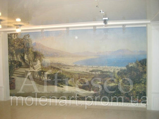 Итальянские фрески Affresco