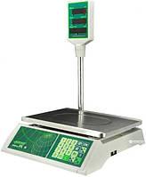 Весы торговые Jadever JPL-30К LED cо стойкой