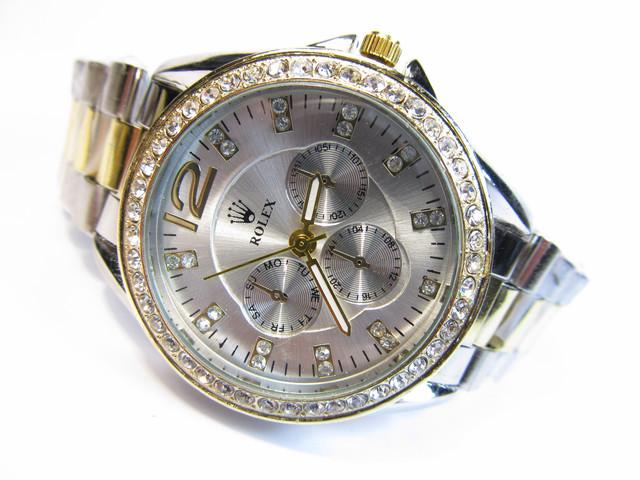Женские часы *ROLEX* Gold
