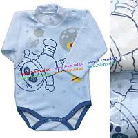 Боди для младенцев Vit2103 велюр 4 шт (0-9 мес)