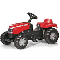 Детский Трактор Педальный Massey Ferguson Rolly Toys 601158